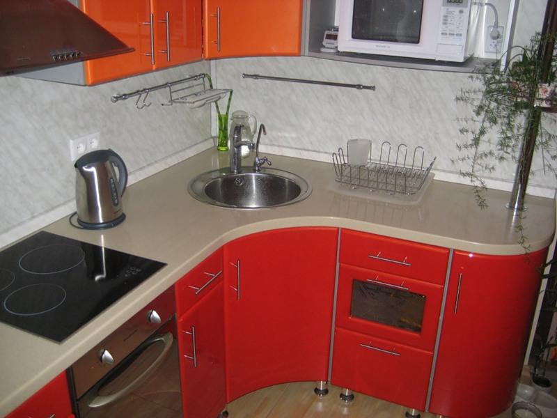 Дизайн кухни 7 кв фото
